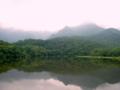 [山][湖]長野市・鏡池