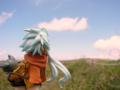 [フィギュア][ソリッドシアター][塵骸魔京][*Season02:夏]風のうしろを歩むもの カットNo.005