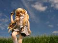 [フィギュア][メガハウス][リトルバスターズ!][*Season03:秋]メガハウス リトルバスターズ!EX 朱鷺戸沙耶 カットNo.022
