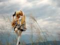 [フィギュア][メガハウス][リトルバスターズ!][*Season03:秋]メガハウス リトルバスターズ!EX 朱鷺戸沙耶 カットNo.008