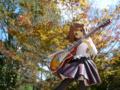 [フィギュア][ムービック][コトブキヤ][けいおん!][*Season03:秋]ムービック/コトブキヤ 平沢唯 カットNo.001