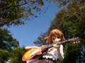 [フィギュア][ムービック][コトブキヤ][けいおん!][*Season03:秋]ムービック/コトブキヤ 平沢唯 カットNo.036