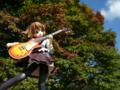 [フィギュア][ムービック][コトブキヤ][けいおん!][*Season03:秋]ムービック/コトブキヤ 平沢唯 カットNo.030