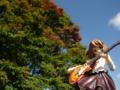 [フィギュア][ムービック][コトブキヤ][けいおん!][*Season03:秋]ムービック/コトブキヤ 平沢唯 カットNo.029