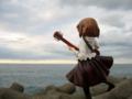 [フィギュア][ムービック][コトブキヤ][けいおん!][*Season03:秋]ムービック/コトブキヤ 平沢唯 カットNo.018