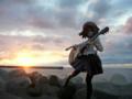 [フィギュア][ムービック][コトブキヤ][けいおん!][*Season03:秋]ムービック/コトブキヤ 平沢唯 カットNo.011