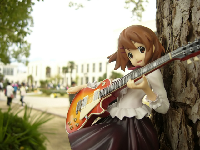 2010年10月30日 桜高文化祭にて