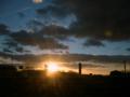 [風景・景観][空][夜明け・朝焼け]