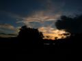 [風景・景観][海][夕焼け]宮城県石巻市・奥松島にて