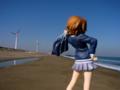 [フィギュア][MAXFACTORY][けいおん!][*Season04:冬]マックスファクトリー 田井中律 カットNo.001