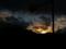 [風景・景観][空][雲][夕焼け]