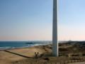 [風景・景観][空][海]茨城県神栖市・波崎シーサイドパーク