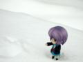 [フィギュア][*Season04:冬][GoodSmileCompany][ねんどろいど][涼宮ハルヒの憂鬱]ねんどろいど 長門有希(消失Ver.) カットNo.001