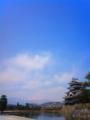 [はてなハイク][風景・景観][空][城跡・城郭]松本城にて(長野県松本市)