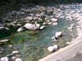 [風景・景観][河川]木曽川(長野県木曽郡南木曽町)