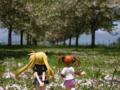 [フィギュア][コトブキヤ][リリカルなのは][*Season01:春]高町なのは&フェイト・テスタロッサ カットNo.023