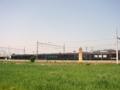 [風景・景観][鉄道]JR大糸線・安曇追分駅にて