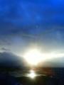 [はてなハイク][空][夜明け・朝焼け]おはよう