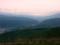 高ボッチ高原より伊那谷を望む(長野県塩尻市)