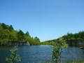 [風景・景観][湖]遊亀湖(八千穂高原自然園)