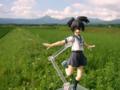 [フィギュア][MAXFACTORY][figma][BRS][*Season02:夏]figma ブラック★ロックシューター 黒衣マト カットNo.009