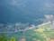 小熊山山頂より(長野県大町市)