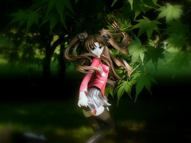 グッドスマイルカンパニー 遠坂凛 -UNLIMITED BLADE WORKS- カットNo.006