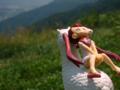 [フィギュア][とらのあな][*Season02:夏]とらのあな COLORS Kitutehu Vignette ガランス カットNo.009