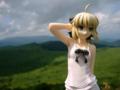 [フィギュア][ALTER][TYPE-MOON][Fate/stay night][*Season02:夏]Fate/stay night 魔法使いの夏休み セイバー -Summer Ver.- カットNo.022