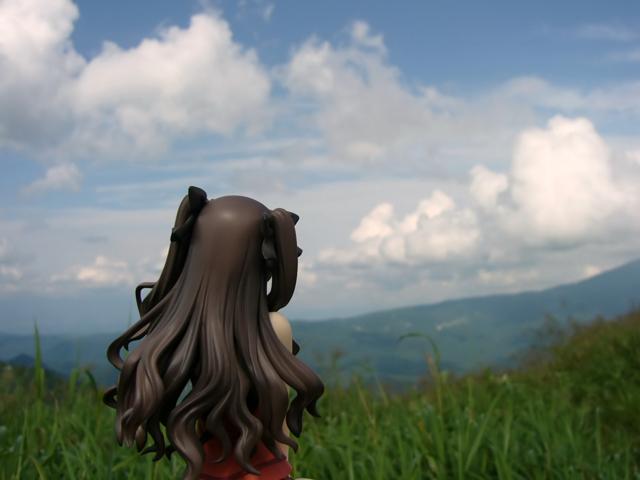 Fate/stay night 魔法使いの夏休み 遠坂凛 -Summer Ver.- カットNo.007