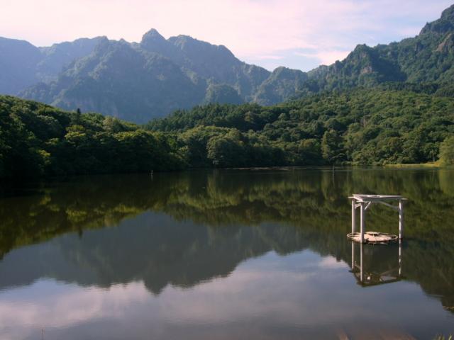 鏡池 (長野県長野市)