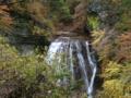 [風景・景観][紅葉][滝]横谷渓谷・王滝
