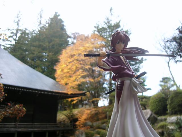 メガハウス るろうに剣心 緋村剣心 カットNo.024