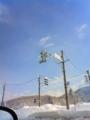 [はてなハイク][空][雪]雪