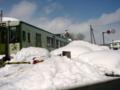 [風景・景観][雪][鉄道]JR飯山線