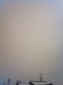 [はてなハイク][雲][雪]おはよう