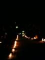 [はてなハイク][夜][風景・景観]2012年02月03日 奈良井宿・木曽谷氷雪の灯祭り