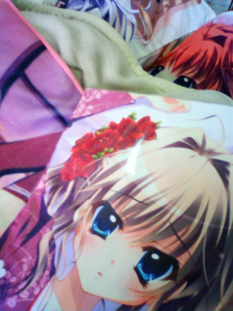 コミケ81:ぱれっと 瀬名愛理 抱き枕
