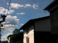 [風景・景観][空][建築]岐阜県飛騨市古川町