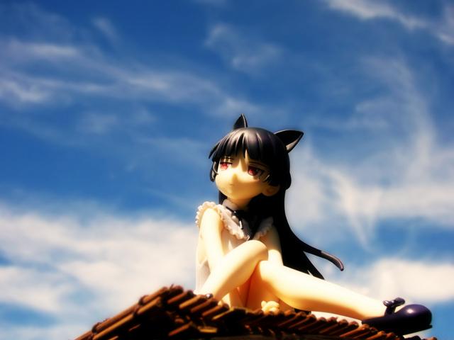 俺の妹がこんなに可愛いわけがない 黒猫 -memories- カットNo.004
