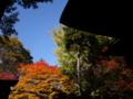 [風景・景観][史跡・名勝][紅葉][神社・仏閣]霊松寺 (長野県大町市)