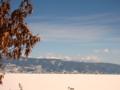 [風景・景観]諏訪湖畔より上諏訪・八ヶ岳方面