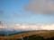 御嶽山遠望