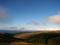 中央アルプス・御嶽山遠望