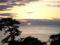 2015年3月8日の夕焼け(静岡県西伊豆町西伊豆堂ヶ島温泉)