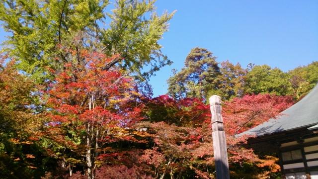 霊松寺(長野県大町市)