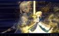 [Fate/Grand Order]アルトリア・ペンドラゴン 宝具発動シーン