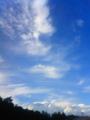 [はてなハイク][空][夕焼け]黄昏部