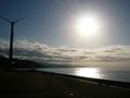 [風景・景観][空][海]うみてらす名立にて