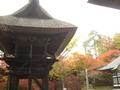 [神社・仏閣][紅葉]霊松寺(長野県大町市)
